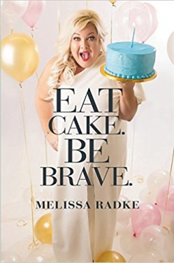 Eat Cake Be Brave Book Cover
