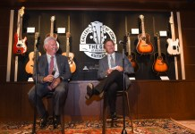 Building a Values-Based Company with James Archer and Blake Gage I the GIG at Belmont University campus in Nashville, Tennessee, September 26, 2018.