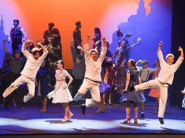 "Belmont Musical Theater ""On The Town"""