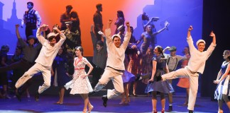 """Belmont Musical Theater """"On The Town"""""""