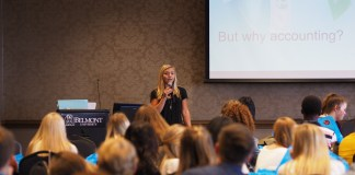 Discover Accounting at Belmont University 9/24/2018