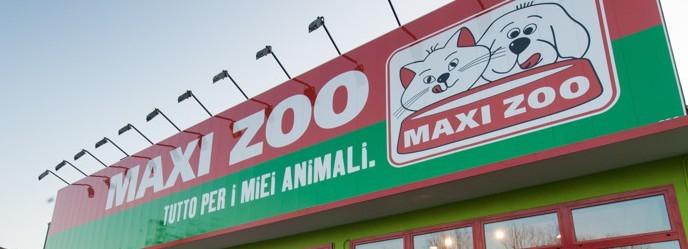 Maxi-Zoo-cerca-personale