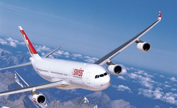 Aereo Swiss Airlines