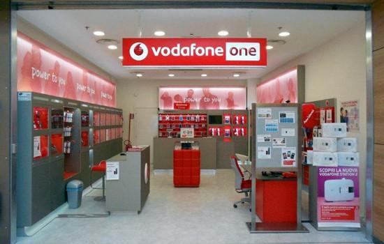 Lavorare in Vodafone come store manger