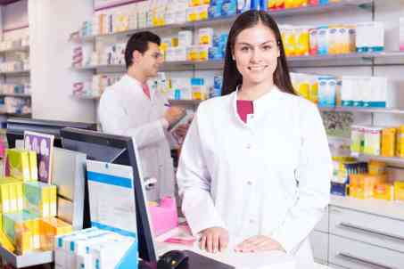 lavorare nelle farmacie