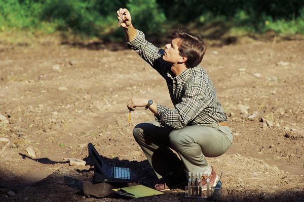 Lavoro per Geologi