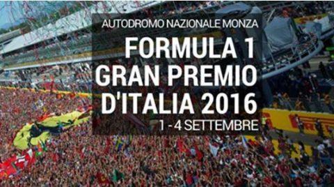 Lavorare al Gp di Monza 2016