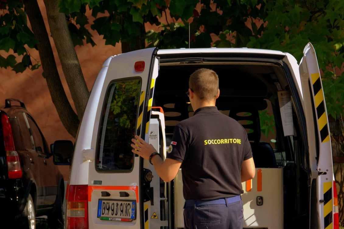 Concorso autisti di ambulanza