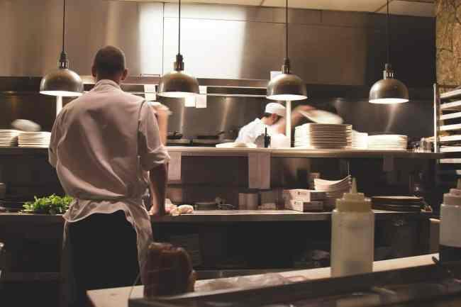 lavoro aiuto cuoco