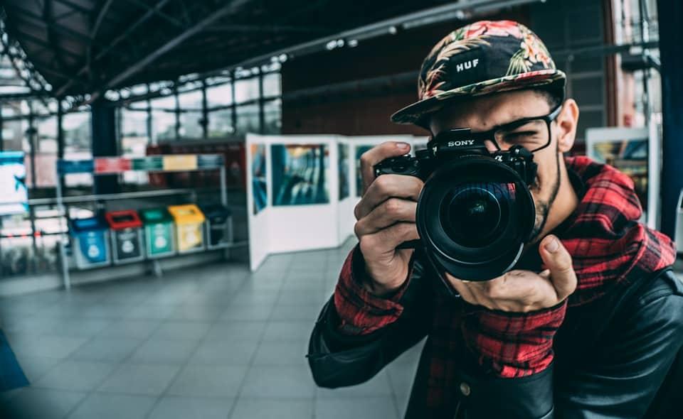 come diventare fotografo