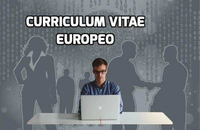 curriculum vitae europeo  quando usarlo e guida pratica alla compilazione