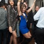 Shilpa Singh dancing at Miss Universe 2012 Las Vegas