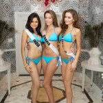 Shilpa Singh in Bikini at Miss Universe 2012