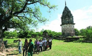 Unnao Shiva Temple near Gold Deposits