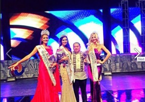 Winners of Miss Asia Pacific World 2013