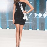 Maria Gabriela Isler in Preliminary Rounds during Miss Universe 2013