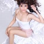 Actress Serah Singh in Bikini