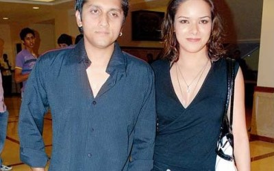 Mohit Suri and Udita Goswami married in January 2013