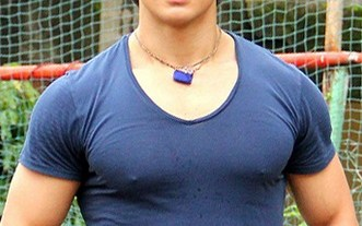 Actor Tiger Shroff, the Son of Jackie Shroff