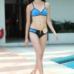 Miss Hong kong Grace Chan in Bikini