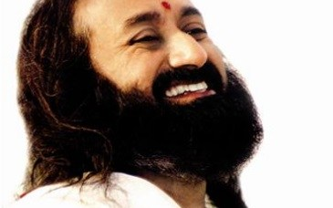 Sri Sri Ravi Shankar, founder of Art of Living Foundation