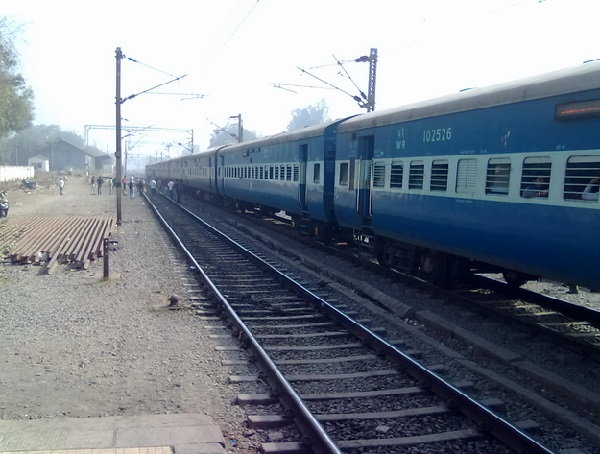 Indian Railways Passenger General Coaches