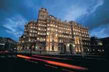 Hotel Langham opened in 1865 is one of oldest hotels of London
