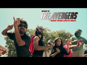 South Indian Avengers