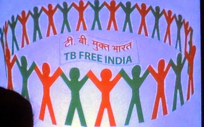 TB Free India Banner