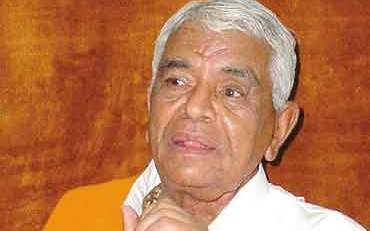 Babulal Gaur is former Chief Minister and current Home Minister of Madhya Pradesh