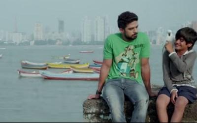 Saqib Saleem in a scene from Short film on Green Batti Project