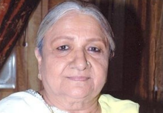 Sudha Shivpuri was popular as Baa of  Kyunki Saas Bhi Kabhi Bahu Thi