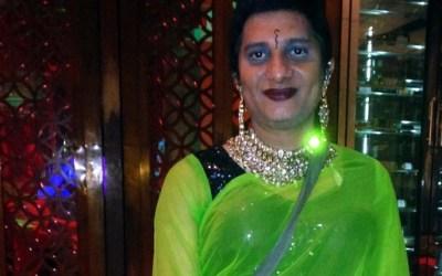 Priya a Transgender from Delhi