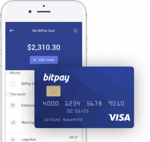 Bitpay's Bitcoin Prepaid Card Now Available to 131 Countries