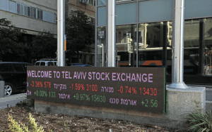 Israeli Regulator Won't Allow Bitcoin Firms Be Included in Stock Indices