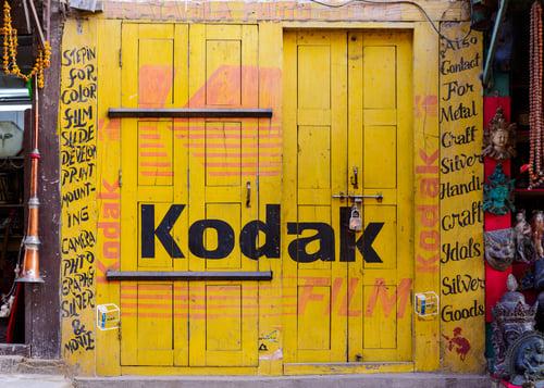Kodak Pictures Itself Mining Cryptocurrency