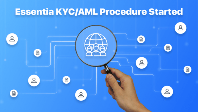 Essentia Opens KYC Verification Ahead of Public Sale