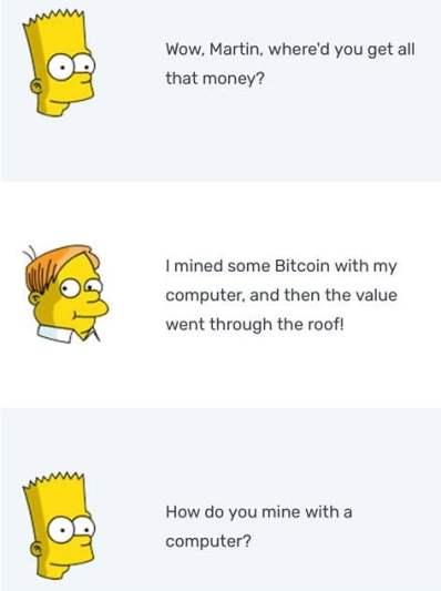 Marvel, The Simpsons Go Crypto