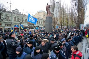 Project to Build Satoshi Statue Gains Support in Kiev