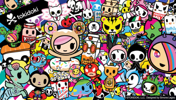 ECOMI Partners with tokidoki to Transform Characters into Digital Collectables