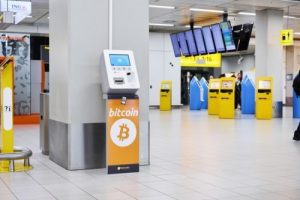 You Can Now Exchange Your Leftover Euros for Crypto at Schiphol Airport