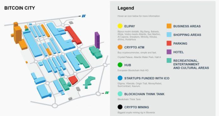 BTC City - Slovenia's Largest Shopping Center to Become a 'Genuine Bitcoin City'