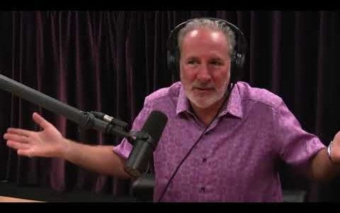 Bitcoin Skeptic Peter Schiff to Joe Rogan: BTC Will Plummet, Voorhees Debate Rigged