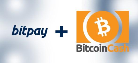 Payment Platform Bitpay Adds Bitcoin Cash Settlement Services