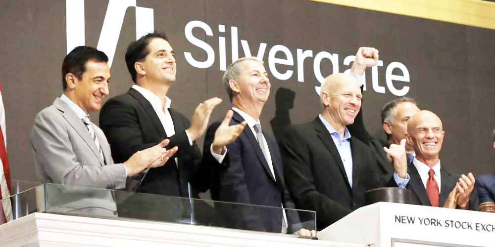 Silvergate Bank and Bitstamp Launch Bitcoin Collateralized Loans
