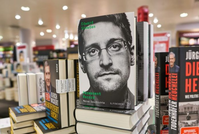 Judge Rules Edward Snowden Must Give Book Proceeds to US Government