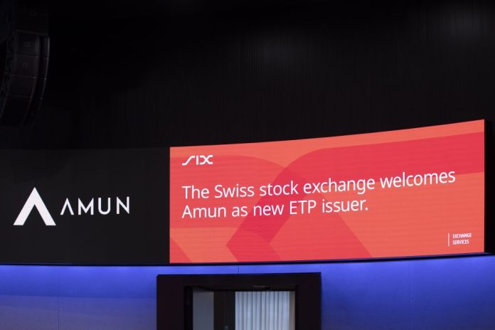 In the Daily: Amun Funding Round, Coinsource Two-Way ATM, Etoro Wallet