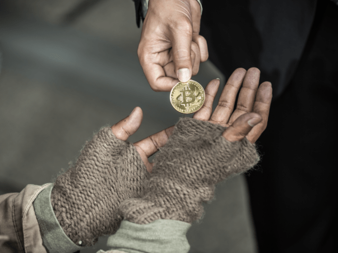 In the Daily: Bitcoin Begging, NEM Foundation Fighting, Huobi Prime