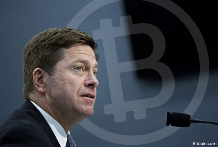 SEC Chairman Confirms Cryptocurrencies Like Ethereum Are Not Securities