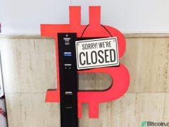 German Crypto Regulator BaFin Shuts Down Unauthorized Bitcoin ATMs - Bitcoin News